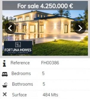 Exclusive Villa Marbella