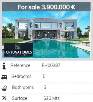 Exclusive Villa Estepona