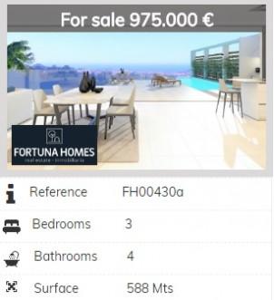 New Modern Villa