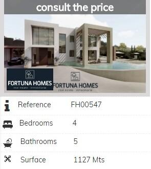 Exclusive Villa Benahavies