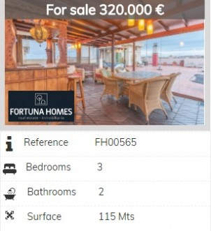 Great well connected Penthouse