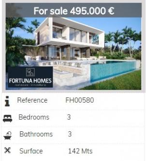 New Villas Estepona