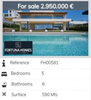 Exclusive Villa Benahavis