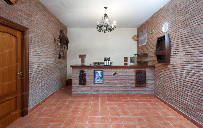Villa en venta en La Capellanía (Benalmádena) con bar privado