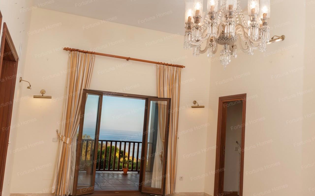 Villa en venta en La Capellanía (Benalmádena) con vistas al mar